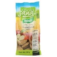 Biscuits aux pommes sans sucre Cookisana
