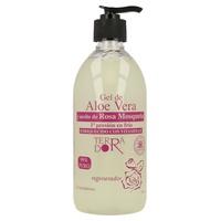 Gel Aloe Vera e Rosa Mosqueta - Terra D'Or