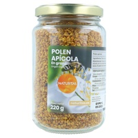 Bee pollen in grain