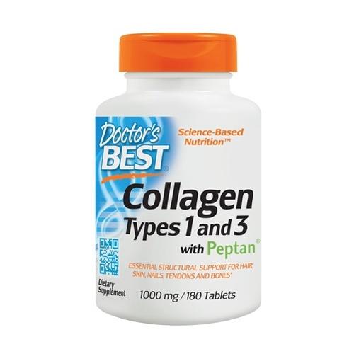 Colágeno tipo 1 y 3 con vitamina C 1000 mg
