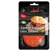 Lonchas veganas sabor Salami Bio