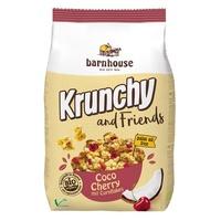 Muesli Krunchy & Friends Coco-Cereza