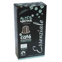 Cápsulas Ecológicas Biodegradables de Café Essenziale