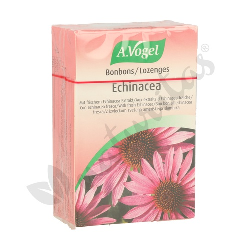 Echinacea (Caramelos) estuche 30 gr de A.Vogel - Bioforce - Biotta