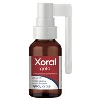 Xoral Throat