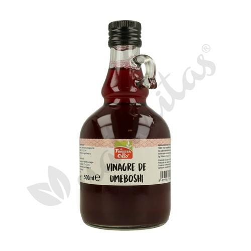 Vinagre de Umeboshi 500 ml de La Finestra sul Cielo