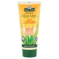 Spf25 Aloe Vera Body Sunscreen