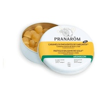 Emolientowe cukierki Honey lemon Bio