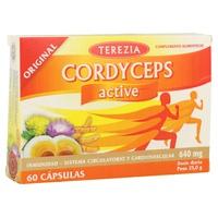 Cordyceps Active 60 cápsulas de Terezia Company