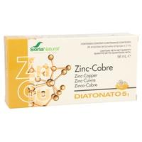 Diatonato 5/1 Zinc y Cobre