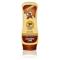 Sunscreen Spf30 Lozione Con Abbronzante