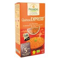 Quinoa Express al estilo Boliviano