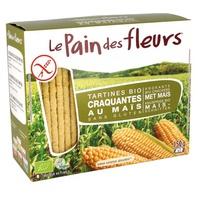 Tartines Craquantes au Maïs