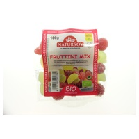 Gominolas Frutas Fruttini Mix