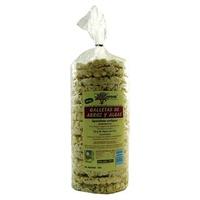 Tortitas de arroz y algas Bio