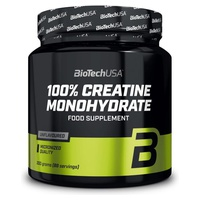 100% Creatine Monohydrate, Unflavoured