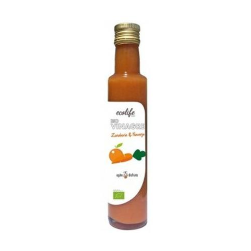 Comprar Vinagre De Zanahoria Y Naranja 250 Ml Ecolife Food Naturitas Estos tubérculos los puedes encontrar en el mundo entero. naturitas