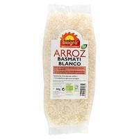 Arroz Basmati Blanco 500 gr de Biogra