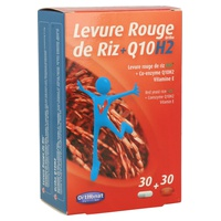 Bio red yeast rice + Q10 H2 (ubiquinol)