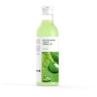 Botánica Nutrents Gel de Baño de Aloe Vera y Árbol de Té