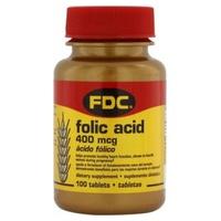 Vitamina B9 Ácido Fólico