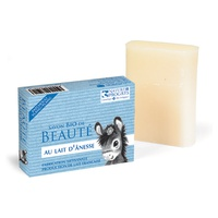 Jabón con leche de burra, patchuli e Ylang-Ylang Bio