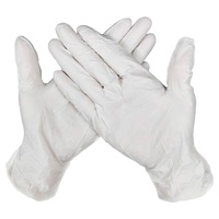 Latex Powdered Gloves - Size XS