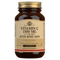 Vitamine C avec Rose Hips