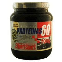 Proteinas 60% (Sabor Vainilla)