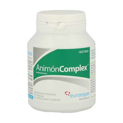 Animon Complex 100 cápsulas de Ebiotec
