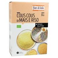 Couscous de maïs et de riz