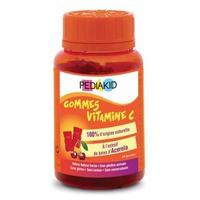 Gommes vitamine C