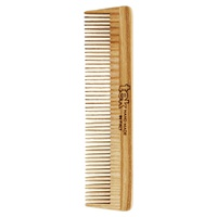 Small natural teeth tight teeth comb