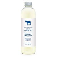 Acondicionador de leche de yegua