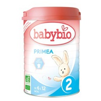 Primea 2 2nd Age Milk from 6 months Organic