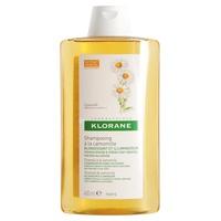 Shampoo de camomila