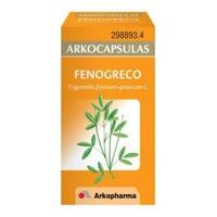 Arkocápsulas Fenogreco