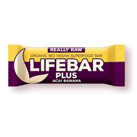 Lifebar Plus (Sabor Banana y Açaí)