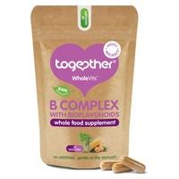 Vitamina B Complex con Vitamina C y Bioflavonoides