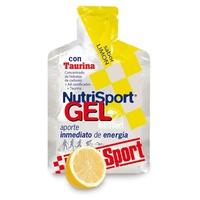 Gel con taurina (sabor limón)