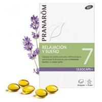 Oleocaps 7 - Relajación y sueño Bio