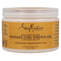 Shea Moisture Rshea Butter Curl Stretch Gel 12oz / Neuf