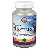 Nombre maximal de cellules NK