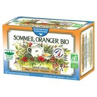 Organiczna herbata do snu z drzewa pomarańczowego