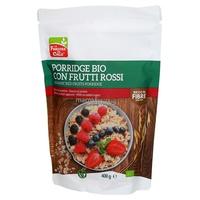Porridge con frutti rossi
