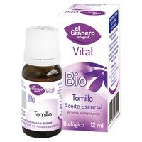 Aceite Esencial de Tomillo Bio