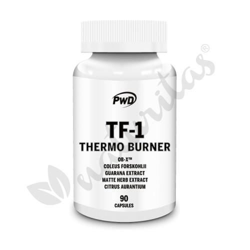 Tf-1 Thermo Burner  90 Cápsulas de Pwd