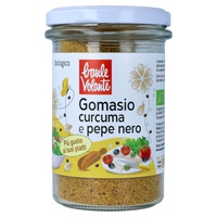 Turmeric and pepper Gomasio
