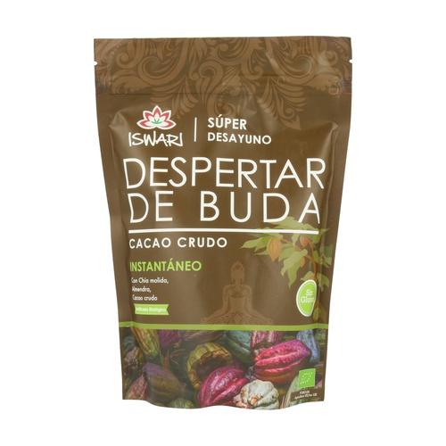 El despertar del Buda del cacao