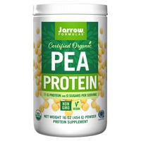 Organic Pea Protein Certified
